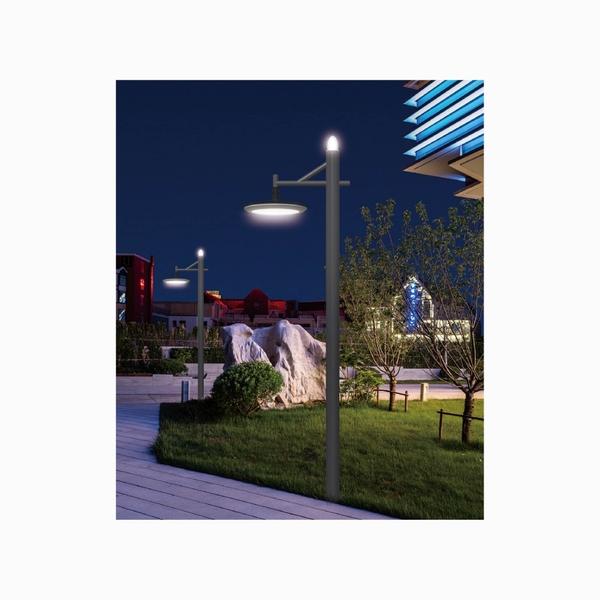 4米2景觀高燈 60W道路燈 LED戶外燈 單燈防水型 立燈 客製化服務 景觀設計 園藝造景 現貨
