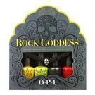 OPI Rock Goddess 萬聖節 迷你組
