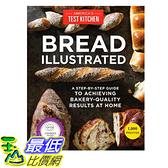 2019 美國得獎書籍 Bread Illustrated: A Step-By-Step Guide to Achieving Bakery-Quality Results At Home