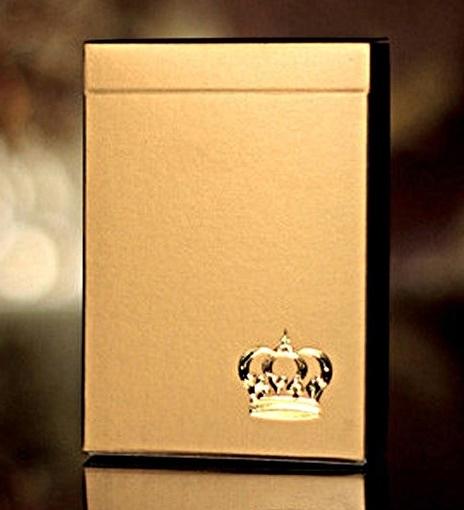 GOLD Crown Deck(金皇冠)撲克牌