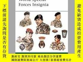 二手書博民逛書店World罕見Special Forces Insignia (damaged)-世界特種部隊徽章(損壞)Y4