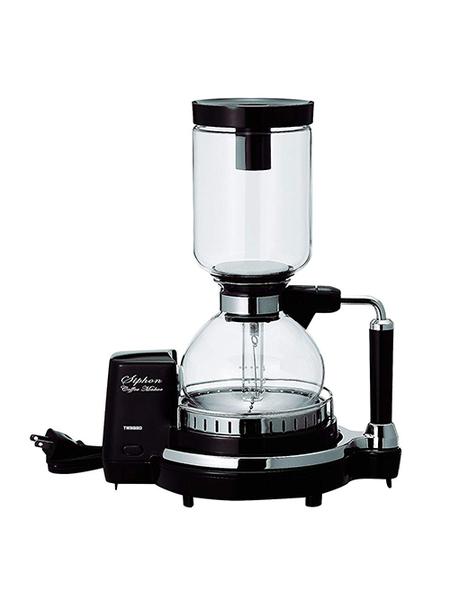 TWINBIRD【日本代購】(雙鳥) 虹吸式咖啡機CM-D854BR