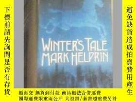 二手書博民逛書店WINTERS罕見TALE MARK HELPRLNY19658