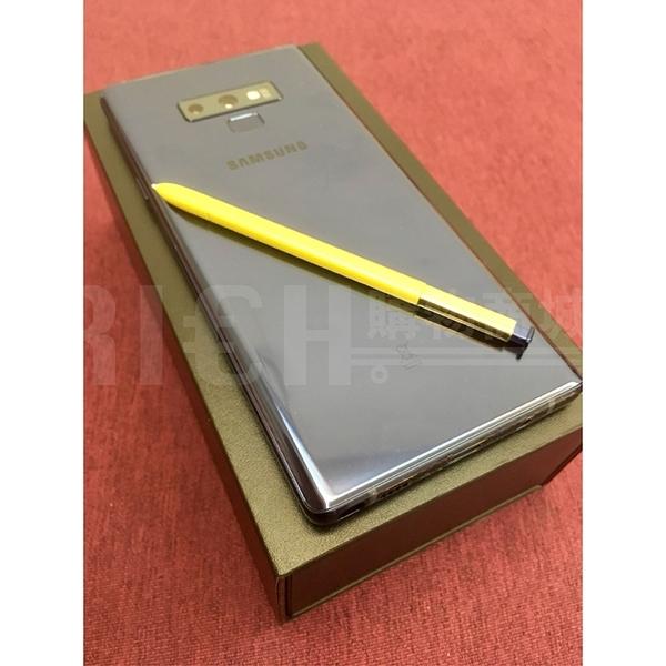 【優質福利機】SAMSUNG GALAXY note9 三星 旗艦 512G 單卡版 保固一年 特價:12600元