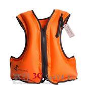 救生衣成人兒童浮潛救生衣
