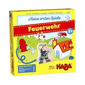 【德國 Haba 兒童桌遊】配對遊戲- 小小消防員 TA303807
