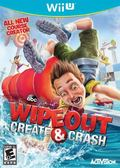 WiiU Wipeout: Create & Crash 百戰百勝:創造與崩潰(美版代購)