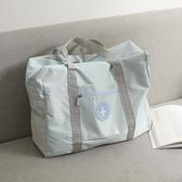 旅行手提包女單肩包防水大容量孕婦待產包袋子入院整理衣服打包袋 夏日新品