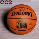 Spalding 籃球 Street Rubber Ball 咖啡 金 7號球 室外 運動休閒 【ACS】 SPA73799