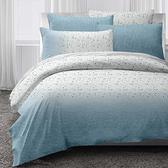 純棉床包兩用被四件組 雙人 奧納