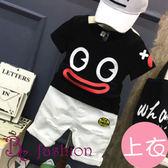 夏季 新款 個性 帥氣男童T恤 時尚造型 風格T Be Fashion
