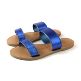 MALVADOS ICON 經典系列 涼鞋 拖鞋 藍色 女鞋 寬版 3009-2172 no030