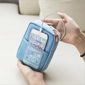 數碼收納袋 數碼收納包數據線充電器充電寶耳機包電源移動硬盤手機袋大容量 城市科技
