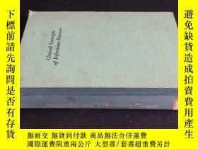 二手書博民逛書店罕見傳染病的臨牀概念(英文)Y5919 看圖 看圖
