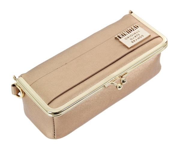 【TRiNiDAD】Envelop PinkGold 鏢盒/鏢袋 DARTS