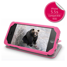 Kajsa Svelte iPhone 5/5S 多角度站立皮套 -送保貼-適用Apple  iPhone 5/5s