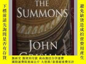 二手書博民逛書店英文原版罕見The Summons By John Grisha