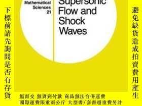 二手書博民逛書店Supersonic罕見Flow And Shock Waves (applied Mathematical Sc