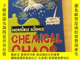 二手書博民逛書店Chemical罕見Chaos23470 Nick Arnold