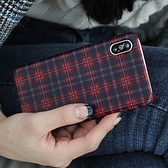 韓國 蘇格蘭紋 硬殼 手機殼│iPhone 6 6S 7 8 Plus X XS MAX XR 11 Pro LG G7 G8 V40 V50│z8788