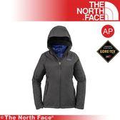 【The North Face 女 GTX防水透氣三合一外套《黑》】3KTP-7GF/保暖外套/連帽外套/戶外登山