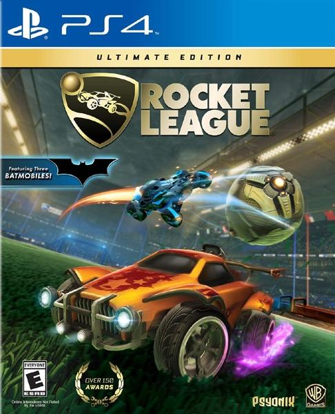 PS4 火箭聯盟:終極版(美版代購)