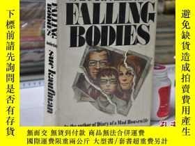 二手書博民逛書店1974年,英文原版,精裝護封毛邊,falling罕見bodie