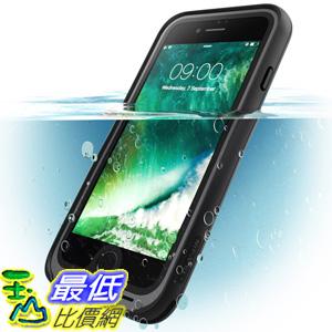 [106美國直購] 手機保護殼 iPhone 8 Case, i-Blason Waterproof Full-body Rugged Case Built-in Screen Protector