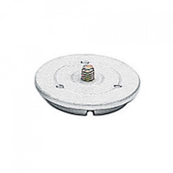 曼富圖 MANFROTTO 400PL-LOW 底板 QR Plate-Low for 400 Geared Head (3263) 13mm 正成公司貨