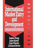 二手書博民逛書店《International market entry and development: Strategies and management》 R2Y ISBN:0745003796