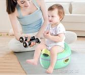 小哈倫兒童馬桶坐便器男女寶寶座便器凳嬰幼兒小孩便盆尿盆加大號igo「摩登大道」