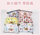 化妝包韓國化妝品包收納袋小號大容量隨身手拿防水旅行便攜卡通淑女簡約 新品