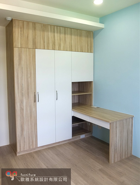 【歐雅系統家具】衣櫃