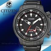 CITIZEN日本星辰 Eco-Drive PROMASTER飛行腕錶/49mm BJ7086-57E公司貨/金城武
