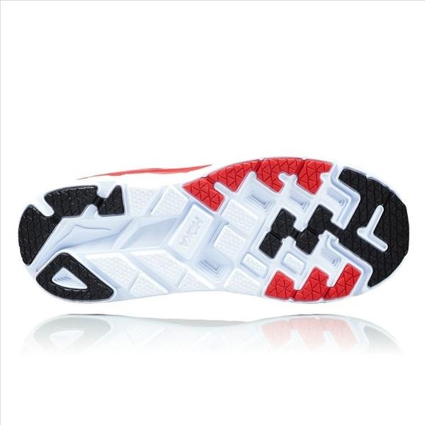 樂買網 18SS HOKA ONE ONE CLIFTON 4 慢跑鞋 1016723HRHRR 送腿套+襪子