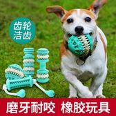 狗狗玩具球耐咬寵物磨牙骨泰迪金毛幼犬小型犬大型犬狗咬膠用品