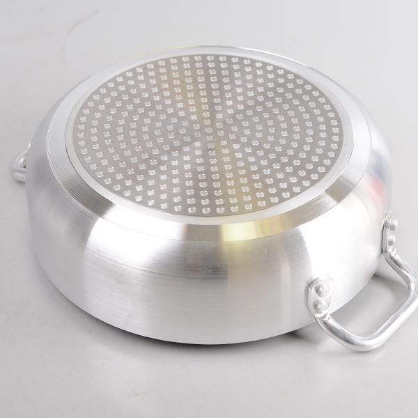 【Pearl】不沾雙耳鍋20cm(IH.直火.烤箱可用)/HB-3963