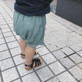 女童短褲 女童短褲兒童薄款花邊時尚熱褲寶寶褲子潮 傾城小鋪