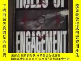 二手書博民逛書店英文原版罕見Rules of Engagement by Gor