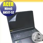 【Ezstick】ACER AN517-52 靜電式筆電LCD液晶螢幕貼 (可選鏡面或霧面)