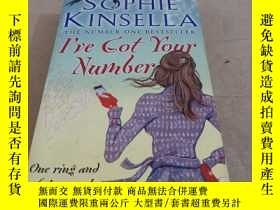 二手書博民逛書店I VE罕見Got Your NumberY283241 SOPHIE KINSELLA black swan