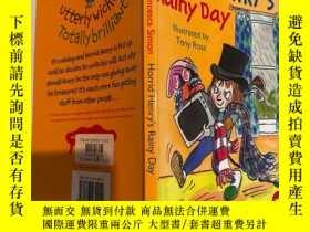 二手書博民逛書店horrid罕見henry rainy day 可怕的亨利雨天Y200392