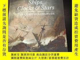 二手書博民逛書店Ships,罕見Clocks, and Stars The Quest for LongitudeY33353