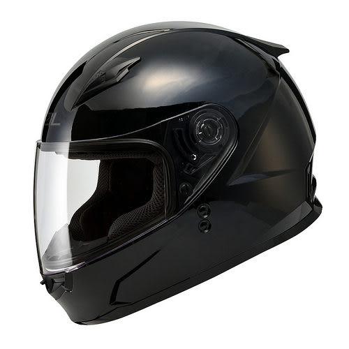 【SOL SF2 SF-2 黑 素色款 全罩安全帽】兒童 女生 小帽款