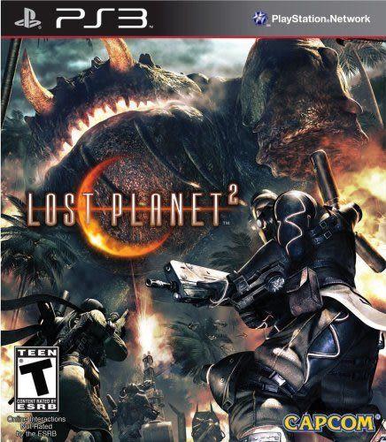 PS3 失落的星球2(美版代購)