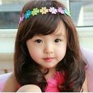 韓版《五彩太陽花》甜美髮帶