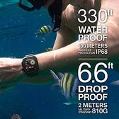 CATALYST 防水保護殼 APPLE WATCH S6 / S5 / S4 / SE 44mm 超輕薄 100米防水 2米防摔