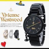 【人文行旅】Vivienne Westwood | VV006BK 英國時尚精品腕錶