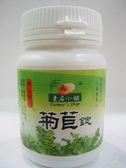 老農小舖~天然菊苣錠120公克/罐 ~因氣候影響,味道微偏酸味,不影響品質喔!