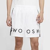 Nike AS M NSW Swoosh Short Wvn 男 白 運動 休閒 短褲 CJ4905-100